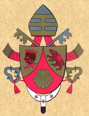 Wappen von Benedikt XVI.